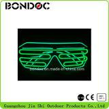 Form und kühle Sonnenbrillen der Beleuchtung-LED für Halloween und Weihnachten