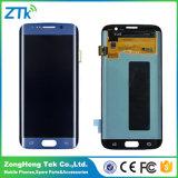 Первоначально экран касания мобильного телефона для края LCD галактики S7 Samsung