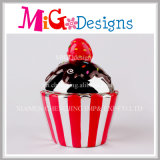 Saving Money Box Cupcake Coin Bank para meninas