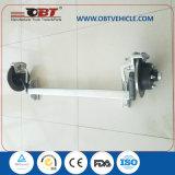 유압 디스크 브레이크를 가진 Obt 트레일러 염력 차축 장비