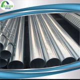 穏やかな鋼鉄は溶接された鋼管に電流を通した