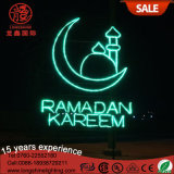Couleur LED multi heureux décorations Eid Strip Light pour la maison de l'éclairage