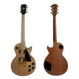 Berühmte eingebrannte preiswerte Langspielplatte elektrische Gitarre