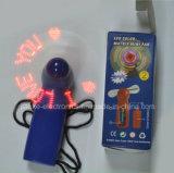 Le message fait sur commande de DEL allument le ventilateur avec le `estampé par logo (3509)
