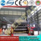 Quente! Máquina de rolamento hidráulica da placa do CNC da alta qualidade W12CNC-60X3500/máquina importada italiana, máquina de dobra da placa