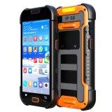 Ruwe IP68 Industriële Handbediende Terminal Smartphone met het Apparaat van de Gegevens van de Scanner van de Code van Qr van de 1d/2D- Streepjescode