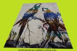 С высоты птичьего полета ковров и ковровых покрытий ручной шерсть