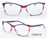 Marco óptico del nuevo acetato del diseño con (Ce) Eyewear