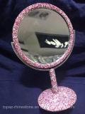 Specchio di cristallo del Rhinestone della famiglia dell'autoadesivo del Rhinestone dello specchio dell'autoadesivo (specchio TP-020)