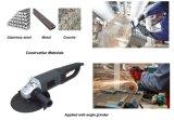 Disco de corte de roda de moagem de resina de carboneto de silício de zircônia de alumínio