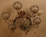 Best Selling Lâmpada pendente com cobre e vidro