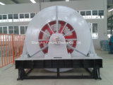 6 KV 10 Kv de tamaño grande de alta tensión de baja velocidad motor síncrono trifásico