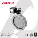 Wenzhou Lieferanten-pneumatisches gebetriebenes Puder-Drosselventil
