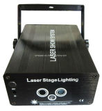 Laser Light Couleur pleine 48 Patterns RVB Disco Laser Light Grand Angle Stage Light