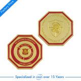昇進のギフトのためのカスタム金の記念品の挑戦硬貨