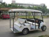 Автомобиль Rariro аттестованный Ce электрический Sightseeing с нефтью 8 Seater