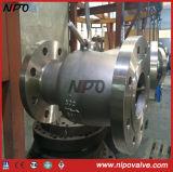 Form-Stahl flanschte Strömung-Düsen-Rückschlagventil