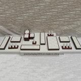 Surtidores de madera del contador de la visualización de la joyería de la alta calidad en China