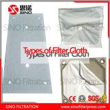 Presse automatique de filtre à plaque de chambre pour le traitement des eaux de rebut