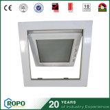 Fornitore della Cina della finestra della stanza da bagno di vetro glassato del PVC di effetto di uragano