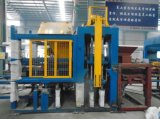 Hydraform Block Making Machine Ligne de production / Concrete Curb / Hydrualic Press Pave Block Machine Qt4-15c