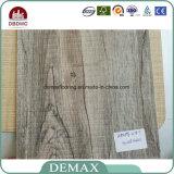 Plancher en bois de PVC de qualité de plancher de PVC de vinyle