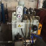 Verpackende hydraulische heiße Papieraushaumaschine