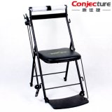 يتيح جسم مشكّل [فولدبل] تمرين عمليّ كرسي تثبيت لأنّ [جم] بينيّة
