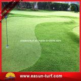 Erba artificiale di verde mettente di golf