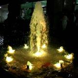 Fonte de música de aço inoxidável de 2 metros de água
