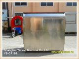 Ys-CF190 304 Aço inoxidável Carrinho de café Quiosque de alimentos
