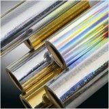 Película de aluminio metalizada del animal doméstico