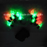 Jardim Usando Impermeável LED Pinecone Fairy String Light com Ce RoHS IP44