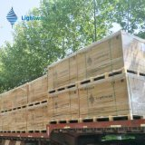 heißer Verkauf der PolySonnenkollektor-35W in Asien, MITTLERER Osten, Afrika