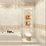 Kundenspezifische keramische wasserdichte Wand-Innenfliese für Badezimmer/Küche