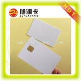 Smart card em branco por atacado do contato com tira magnética