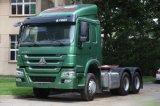 Caminhão pesado de HOWO 6X4 com a tonelada 80-100 que puxa a capacidade