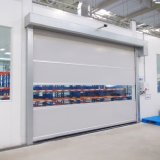 자동적인 PVC&Fabric 롤러 셔터 문 (HF-414)