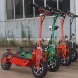 세륨 48V Evo 2 바퀴 Foldable E 스쿠터 1600W 2000W