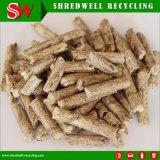 Resíduos de Alta Eficiência triturador de madeira Shredwell produzir madeira Pellet