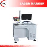 Tipo vertical máquina de Hzvc -30 de la marca de la etiqueta de plástico del laser del CO2 de China