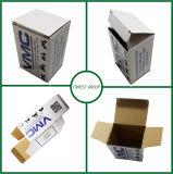 Rectángulo de papel acanalado al por mayor para expidir de los componentes