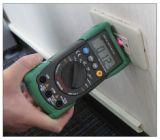 Zählimpulse des Fachmann-4000 stecken Digitalmessinstrument ein (MS8233Z)
