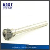CNC CNC van de Houder van het Hulpmiddel van Assen C20-Er25um-200 Klem van de Steel van de Machine de Rechte
