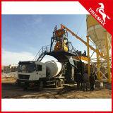 De Installatie van de Concrete Mixer van China voor de Uitvoer