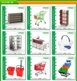 180L Supermarché Tous les plastiques Panier