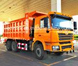 Camion del trattore di Shacman del camion di Shacman ed autocarro con cassone ribaltabile di Shacman