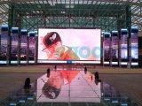 Farbenreiche Innenleistung des Stadiums-P4.8 Miet-LED-Bildschirmanzeige