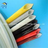 Sleeving стеклоткани силикона ISO UL Ts16949 Braided