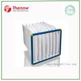 Filtros HEPA usados para la filtración de entrada de aire de la turbina de gas
